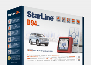 StarLineD94GPS GSM